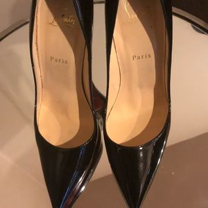 "Christian Louboutin Shoes - Christian Louboutin ""So Kate"" Pumps Size 40"